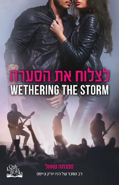 לצלוח את הסערה
